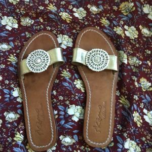 Skemo Leather Sandals Size 8